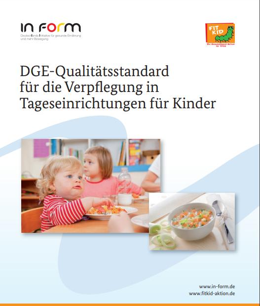 DGE-Qualitätsstandards-Kita